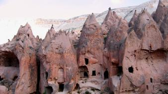 Cappadocia turkey natural wallpaper