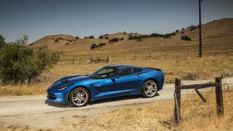 Chevrolet corvette stingray cars wallpaper