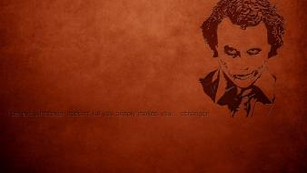 Dark knight joker what doesnt kill you wallpaper