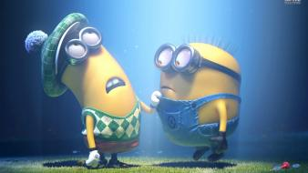 Despicable me 2 mark minions movies wallpaper