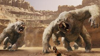 Disney company john carter mythology Wallpaper