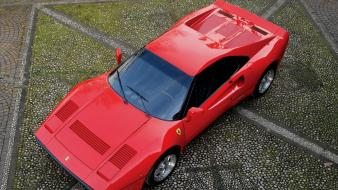 Ferrari 288 gto cars red wallpaper