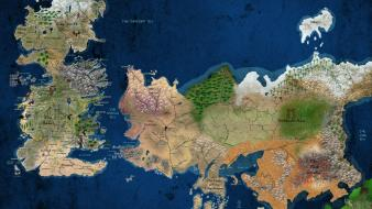 Game thrones george r martin westeros maps wallpaper