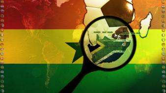 Ghana world cup soccer wallpaper