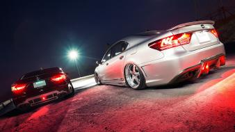 Japan lexus ls460 2012 cars stance wallpaper