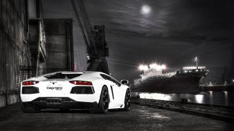 Lamborghini aventador capristo cars static wallpaper