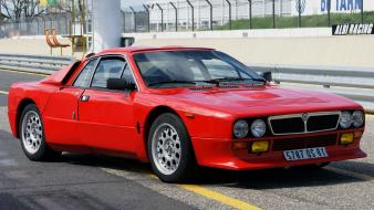 Lancia rally 037 stradale cars wallpaper