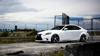 Lexus is cars tuning wallpaper