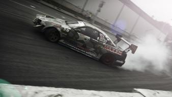 Maxxis nissan skyline r34 gt-r drifting cars wallpaper