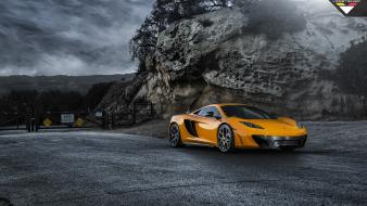Mclaren mp4 vorsteiner cars outdoors wallpaper