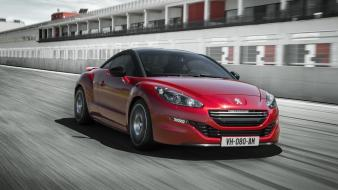 Motion peugeot rcz cars wallpaper