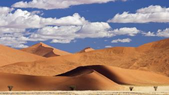 Namibia national park deserts landscapes sand dunes wallpaper