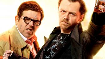 Simon pegg the worlds end movies wallpaper