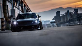 Stancenation stanceworks cars drift mazda rx8 Wallpaper