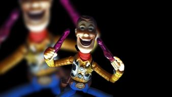 Toy story woody black background cowboys dildos wallpaper