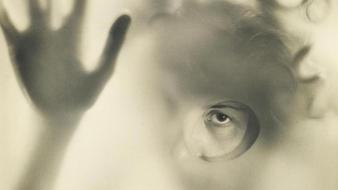 Willy otto zielke eyes hands monochrome old photography wallpaper