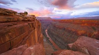 Arizona grand canyon national park landscapes wallpaper