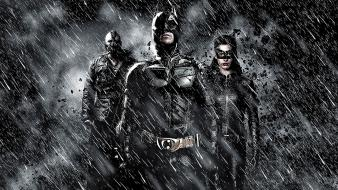 Dark knight rises catwoman gotham city movies wallpaper
