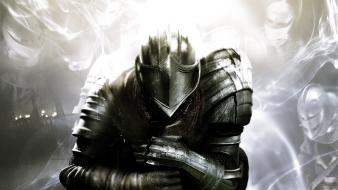 Dark souls armor warriors wallpaper