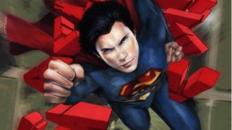Dc comics smallville superman superheroes wallpaper