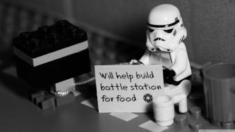 Help legos star wars funny quotes wallpaper