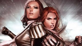 Hope summers marvel comics rogue second coming wallpaper