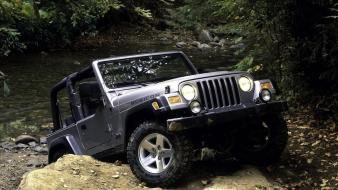 Jeep wrangler rubicon cars offroad sports wallpaper