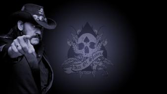 Lemmy killmister motorhead ace of spades skulls wallpaper