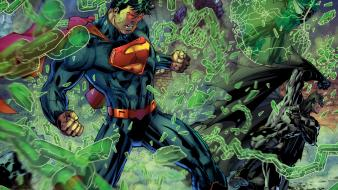 Batman dc comics green lantern superman wallpaper
