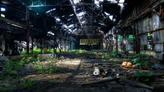 Chernobyl hdr photography pripyat abandoned architecture wallpaper