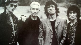 Keith richards mick jagger rolling stones Wallpaper