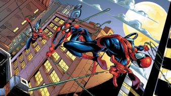 Marvel comics spiderman ultimate wallpaper