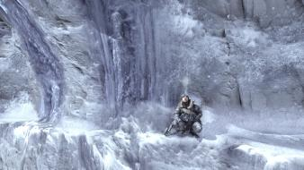 Call of duty modern warfare 2 ice climbers wallpaper