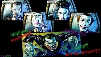 Dc comics joker mutation the wallpaper