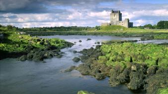 Galway ireland castle wallpaper