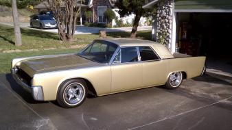 1962 lincoln continental wallpaper