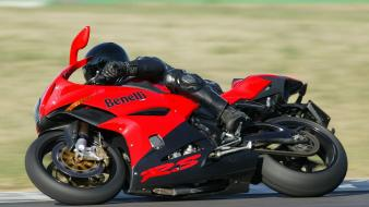 Benelli motorbikes racing superbike wallpaper
