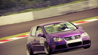 German cars vdub volkswagen golf gti r32 v wallpaper