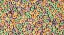 Food corn colored cereal breakfast colors eat Wallpaper