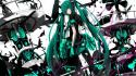 Vocaloid hatsune miku love is war wallpaper